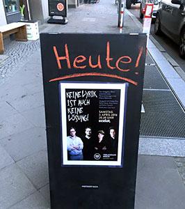 Verlagshaus Berlin, 2016