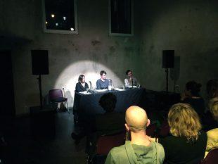 auslandSPRACHEN: Anna Glazova, Anna Hetzer, Andrea Schmidt