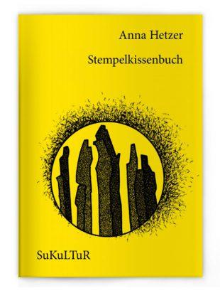 Stempelkissenbuch / Coverzeichnung: © Andrea Schmidt