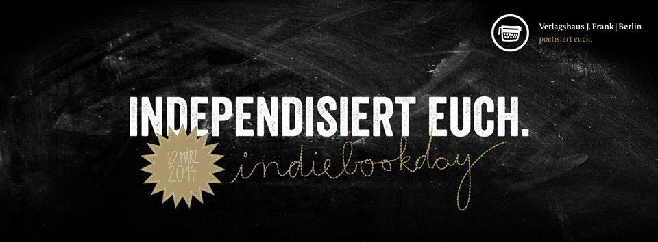 Indiebookday 2014