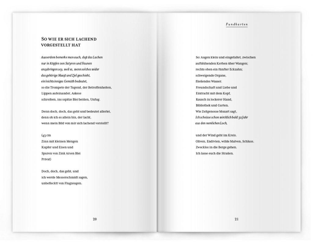 »Grabungsplan« / Buchgestaltung: © Andrea Schmidt